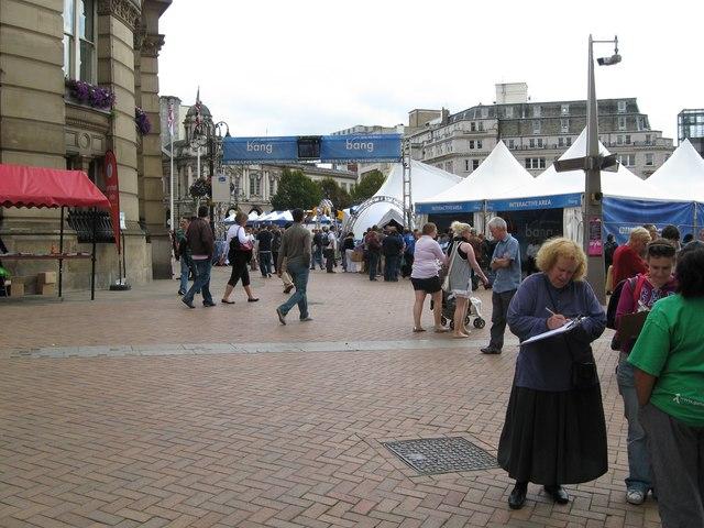 Birmingham Artsfest 2009 21