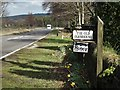 SE1801 : The A628 by Ellerslie Lodge by Neil Theasby