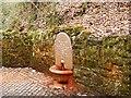 SO0560 : Free Chalybeate Spring, Llandrindod Wells Rock Park by David Dixon