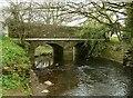 SK9302 : Moor Lane bridge, South Luffenham by Alan Murray-Rust