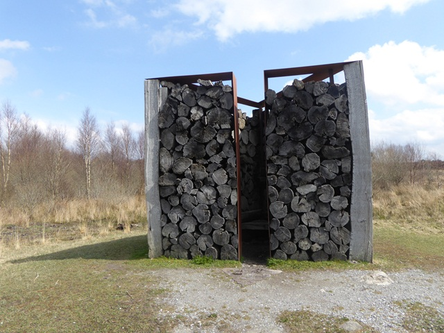 """Lough Boora Triangle"" by Jørn Rønna"