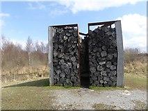 """N1719 : """"Lough Boora Triangle"""" by Jørn Rønna by Oliver Dixon"""