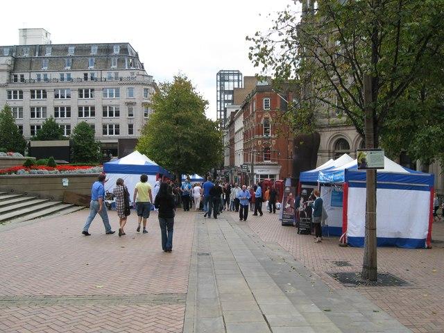 Birmingham Artsfest 2009 26
