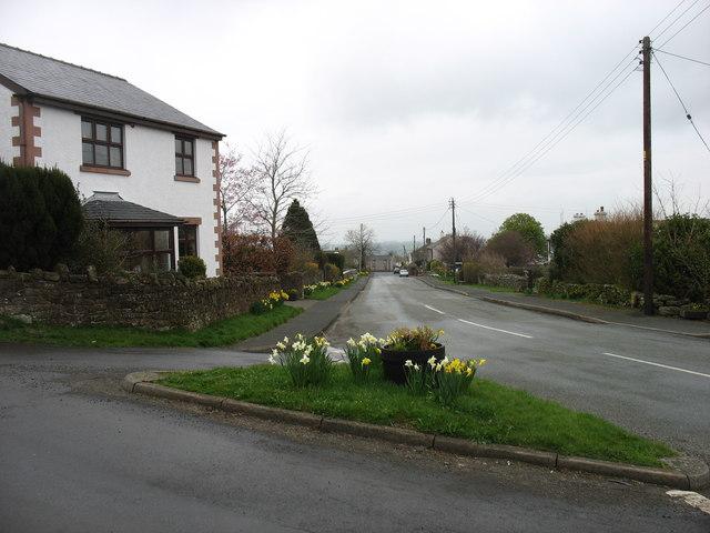 Bothel village