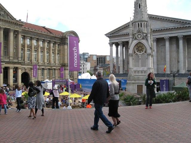 Birmingham Artsfest 2009 29