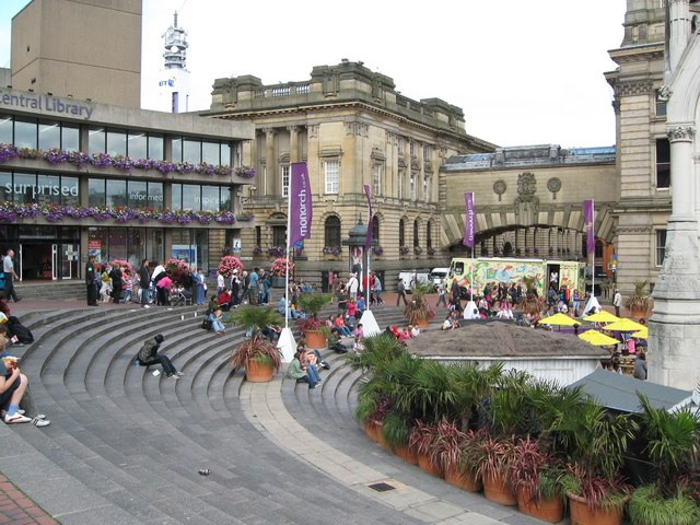 Birmingham Artsfest 2009 31