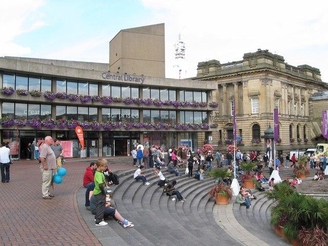 Birmingham Artsfest 2009 33