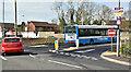 J3784 : Bus lane, Greenisland - April 2016(2) by Albert Bridge