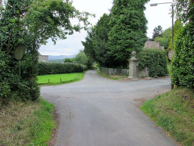 A  quiet  crossroads  Bamford