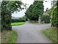 SK2182 : A  quiet  crossroads  Bamford by Martin Dawes