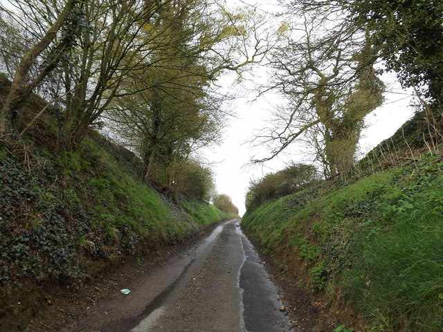 The Hollows, Coddenham Green