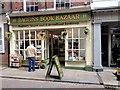 TQ7468 : Baggins Book Bazaar, Rochester by Chris Whippet