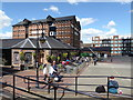 SO8218 : Gloucester Docks - The Lord High Constable of England by Chris Allen