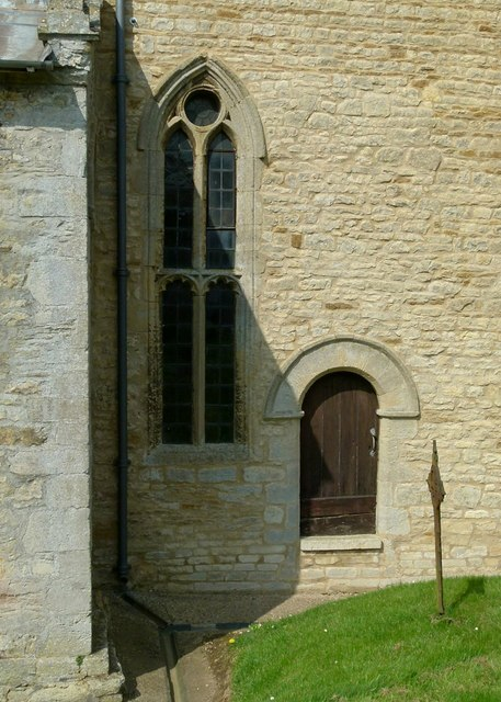 Church of St Mary, Morcott