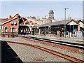 SN5881 : Aberystwyth Station, Vale of Rheidol Railway by David Dixon