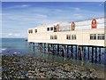 SN5881 : Royal Pier, Aberystwyth by David Dixon