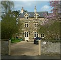 SK9200 : The Old Rectory, Morcott by Alan Murray-Rust