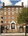 TQ2884 : Priestley House, Wilkin Street, London NW5 by Julian Osley