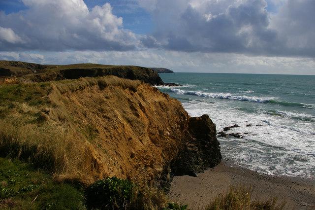 Cliffs at Jangye-Ryn