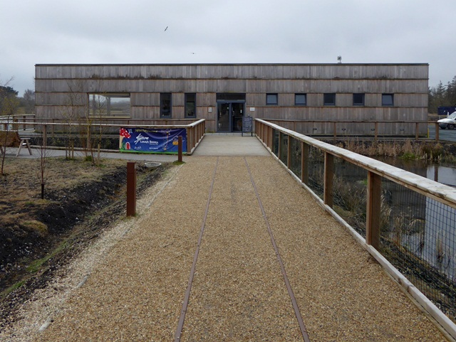 Visitor Centre, Lough Boora Discovery Park