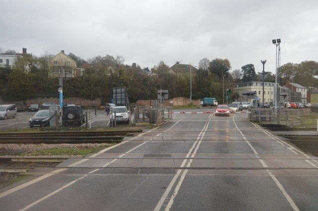 Station Road Level Crossing