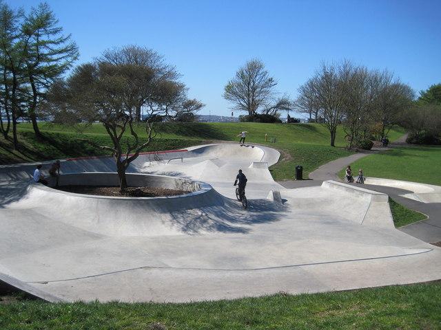 Skateboard Park, Otterspool