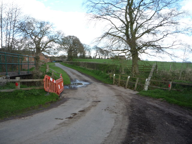Ford on Majory Lane, Sapperton