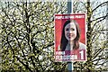 J3176 : Assembly election poster, Crumlin Road, Belfast - April 2016(2) by Albert Bridge