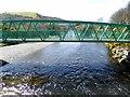 SN6080 : Bridge over Afon Rheidol by David Dixon