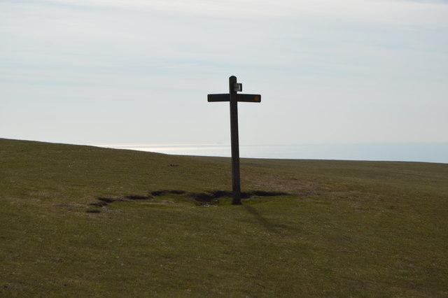 Signpost, Haven Brow