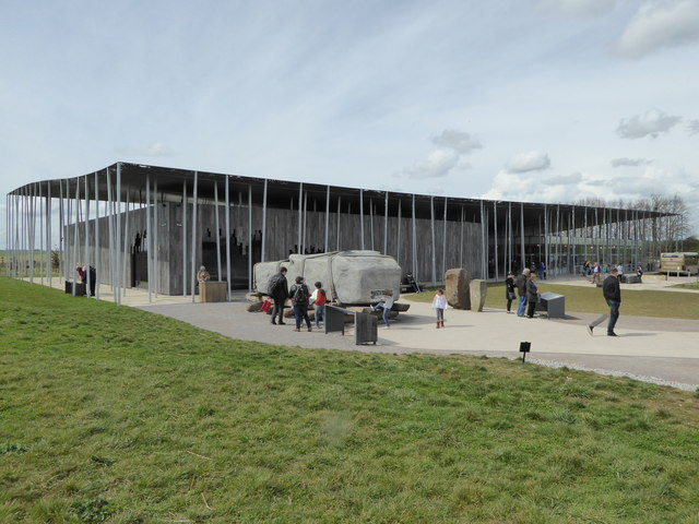 The new Stonehenge Visitor Centre