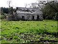 H5663 : Ruined cottage, Aghnagar by Kenneth  Allen
