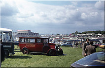 TQ2257 : Epsom Downs on the day of the 200th Derby by Elliott Simpson