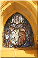 SK7053 : Angel window(2), Southwell Minster by J.Hannan-Briggs