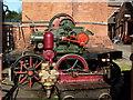 SK2625 : Claymills Victorian Pumping station - outdoor steam engines by Chris Allen
