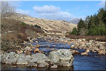 NR8937 : Iorsa Water by Leslie Barrie