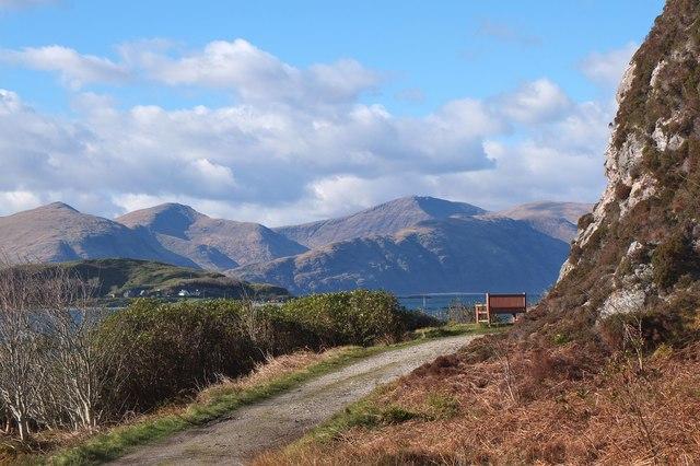 Across Loch Linnhe