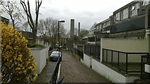TQ3370 : Central Hill Estate, SE19: Vicars Oak Road by Christopher Hilton