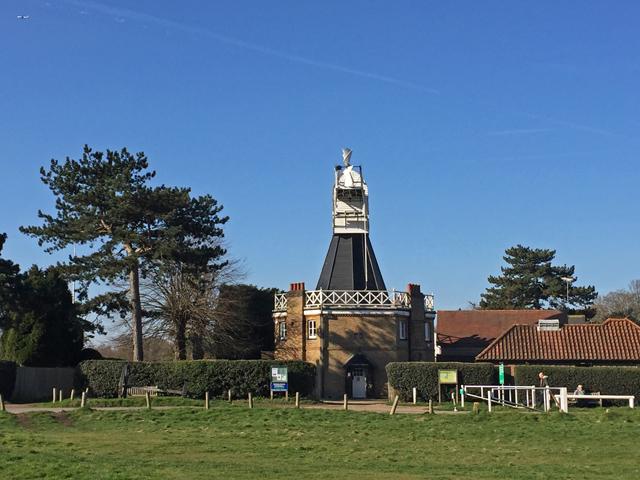 Wimbledon Windmill without sails