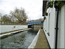 TQ2681 : Paddington, Bridge No 3a by Mike Faherty