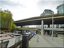 TQ2681 : Paddington, Bridge No 2a by Mike Faherty