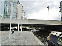 TQ2681 : Paddington, Bridge No 1 by Mike Faherty