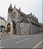 SX9473 : Our Lady and St Patrick's Roman Catholic Church, Teignmouth by Jaggery