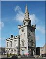 NJ9455 : Town House, Strichen by Bill Harrison