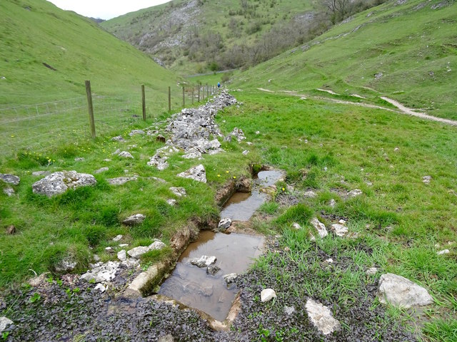 Troughs at the Lin Dale Well