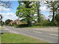 SP7379 : Junction at Kelmarsh 1-Northants by Martin Richard Phelan