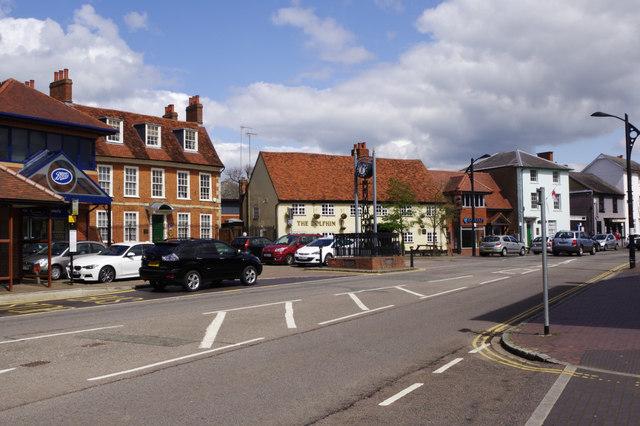 High Street, Newport Pagnell