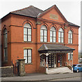 SO0561 : Albert Hall Theatre, Llandrindod Wells by Julian Osley