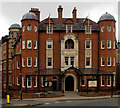 SO0561 : Former Gwalia Hotel, Llandrindod Wells by Julian Osley