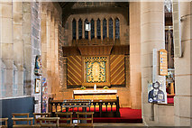 NM8530 : Cathedral Church of St Columba, interior - April 2016 (1) by The Carlisle Kid